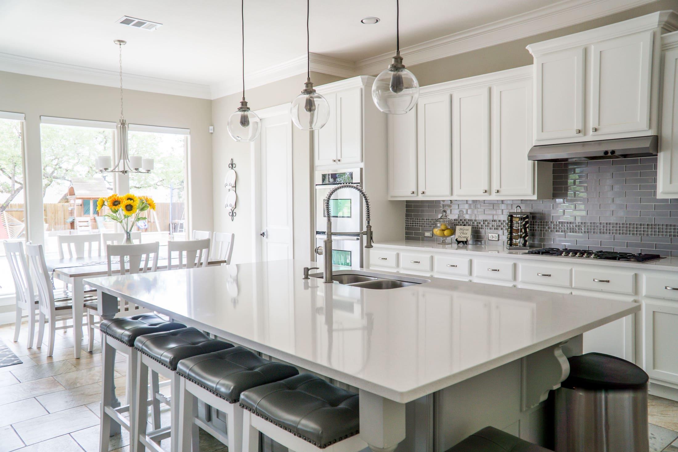 Kitchen Cabinets in New Jersey by InFocus Kitchen & Bath