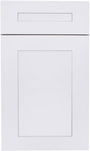 Dove White Shaker Kitchen Cabinet