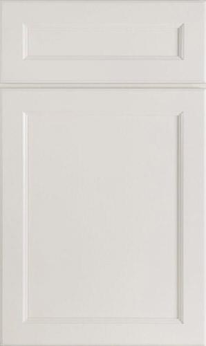 Dove White Shaker Kitchen Cabinet