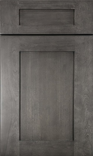 Greystone Grey Shaker Kitchen Cabinets
