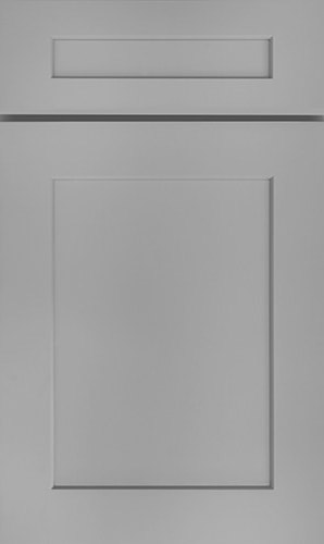 Castle Grey Shaker Kitchen Cabinet