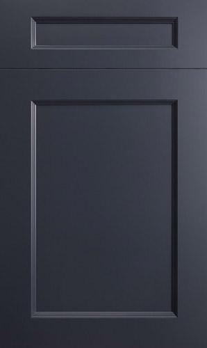 Greenfield Blue Slate Transitional Kitchen Cabinet