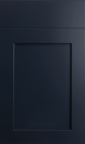 Lakeland Midnight Blue Shaker Kitchen Cabinets