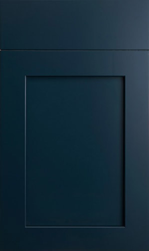 Lakeland Oceana Blue Shaker Kitchen Cabinets