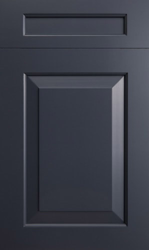 New Haven Blue Slate Panel Kitchen Cabinets