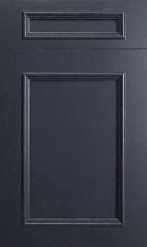 Ridgewood Blue Slate Transitional Kitchen Cabinet