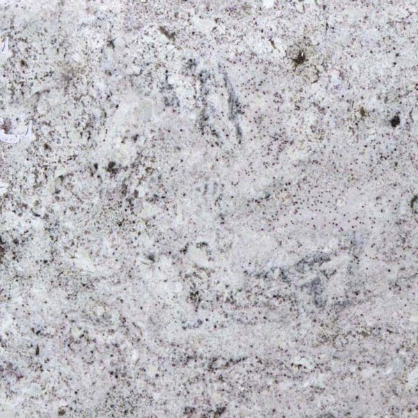 Salinas White Granite Countertop