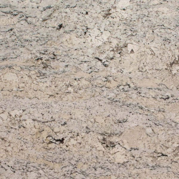 White Ice Granite Countertop