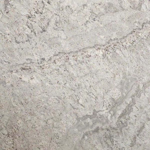White Supreme Granite Countertop