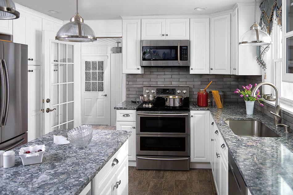 Hallmark Frost Style Kitchen