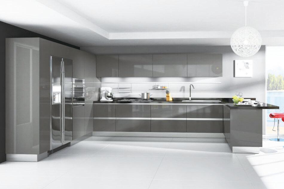 Lava Grey Kitchen Style