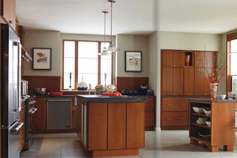 Trystan Cherry Cattail Kitchen Style