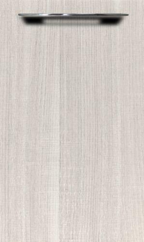 Bianco Gray Flat Panel Cabinet