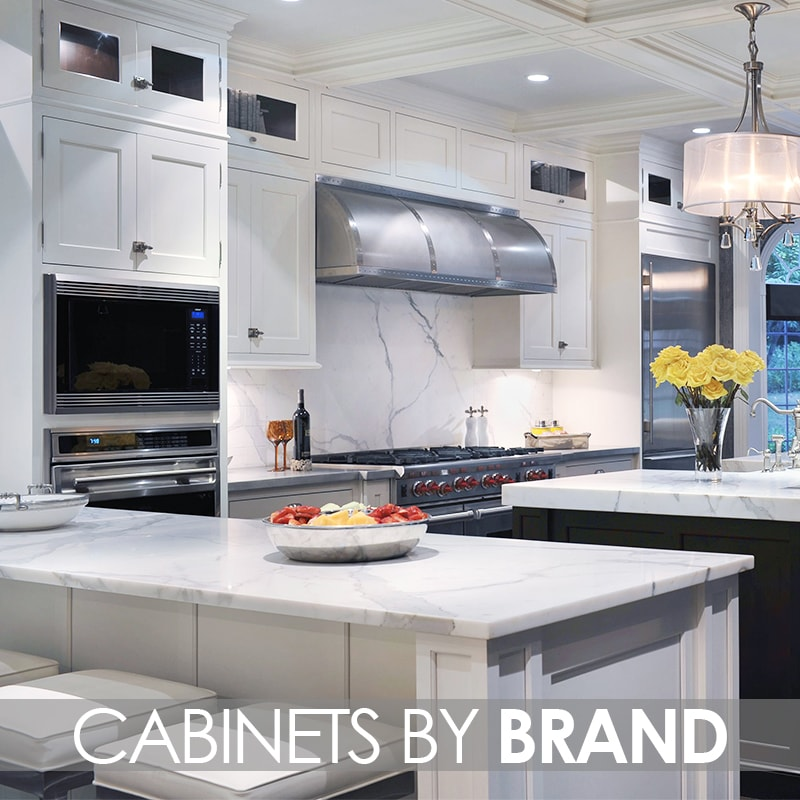 CABINETS BY BRAND
