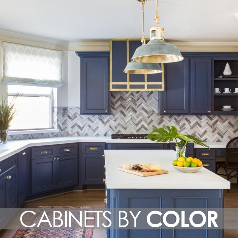 CABINETS BY COLOR