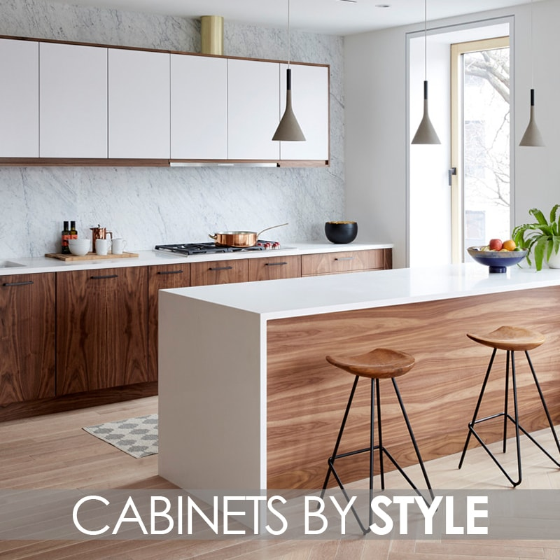 CABINETS BY STYLE