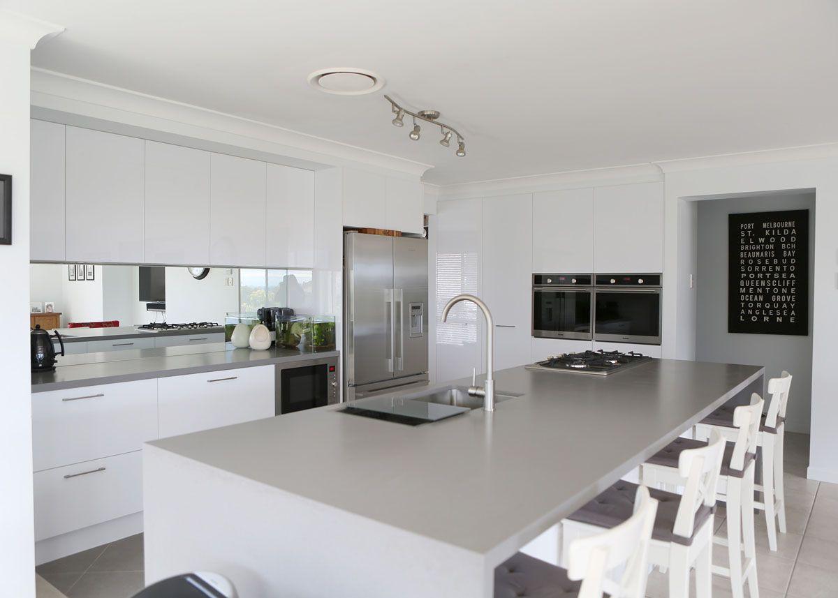 Sleek Concrete 4003 Kitchen Amp Bathroom Cabinets In New
